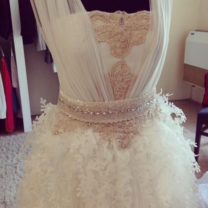 Escario gown